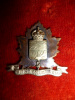 M12 - 1st British Columbia Regiment Collar Badge