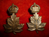 C3 - Governor General's Bodyguard Collar Badge Pair