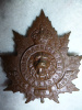 M25 - York Rangers Cap Badge