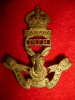 C26 - 15th Alberta Light Horse Cap Badge