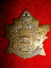M147a - The Manitoba Rangers Cap Badge