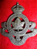 C3 - Governor General's Bodyguard Cap Badge