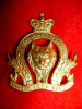 C43 - 18th Canadian Light Horse Officer's Cap Badge, Scully Maker