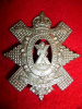 M120 - The Prince Edward Island Highlanders KC Cap Badge - Small letter Type (2)