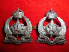 AF5 - Canadian Air Force (CAF) Collar Badge Pair 1920-24