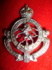 C4 - The Governor General's Horse Guards KC Cap Badge