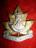 M28 - Royal Hamilton Light Infantry KC Cap Badge
