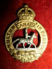 C49 - The Manitoba Horse Right Collar Badge