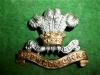 C8 - The 3rd Prince Of Wales Canadian Dragoons Cap Badge