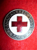 VA8 - The Canadian Red Cross Corps Cap Badge