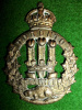 M18a - The Toronto Regiment Cap Badge. 1924 issue, Scully maker marked