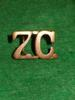 7th Light Cavalry Shoulder Title, 1922-1947