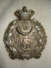 Prince Alfred's Guard Rifle Volunteers Other Ranks Helmet Plate