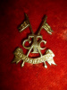 Hyderabad - Combined Training Centre Cap Badge - Indian Army