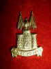 3rd Nizam's Own Golconda Lancers Regiment Cap Badge - Indian Army