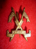 5th Lancers Indian Army Cap Badge