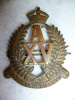 New Zealand - A/XV 15th Reinforcements Cap Badge