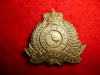 New Zealand - 20th Reinforcements WW1 Collar Badge