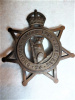 Australian 24th Infantry Battalion (The Kooyong Regiment) slouch Hat / Cap Badge circa 1930-42