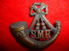 Southern Mounted Rifles Cap Badge 1908-1913 Cap Badge