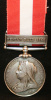 Canadian General Service Medal 1866, to 4th Chasseurs