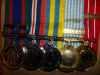 WW2 / Korean War / Canadian Forces Decoration & Bar Group of (5) Medals, Royal Canadian Army Service