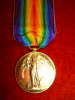 WW1 Victory Medal to Canadian Siberian Expeditionary Force