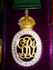 Colonial Auxiliary Forces Decoration (GV) Medal to a Surgeon / Major, No. 8 Field Hospital. C.A.M.C.