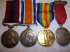 WW1 Distinguished Conduct Medal Group of (4) to The Seaforth Highlanders