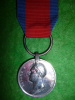 Waterloo Medal 1815 to 15th King's Hussars