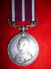 Army Meritorious Service Medal, G.V.R., 1st issue to Canadian Army Service Corps
