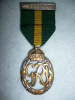 Efficiency Decoration With Bar Canada, George VI GRI type, to a Major (Qr. Mr.) Royal Regiment of Canada