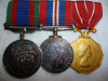 Canadian Forces Decoration Group of (3) Medals to a Captain, Royal Canadian Dental Corps