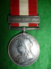 Canada General Service Medal, Fenian Raid 1866, to The Grand Trunk (Artillery) Railway Brigade