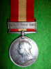 Canada General Service Medal, 1866 Clasp, to a Lieutenant, 1st Brantford Rifle Company