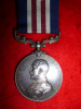 WW1 Military Medal to 4th Canadian Mounted Rifles, Arlington, thrice wounded and invalided. (Stabbed