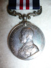 Military Medal, George V to 2nd Battalion, Ontario Regiment. CEF, Potter