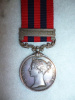 India General Service Medal 1854, clasp 'North West Frontier to 3rd Bn. Rifle Brigade