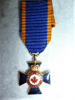 Canadian Officer of Military Merit (C.M.M.) Miniature Medal, MYB C4