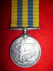 Canadian Korean War Medal, Morrison