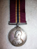 Permanent Forces of the Empire Beyond the Seas Long Service and Good Conduct Medal, G.V. to Royal Ca