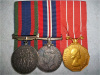 WW2 / Canadian Forces Decoration to a Wing Commander, RCAF