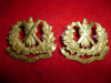 CD26 - St Andrew's College Cadet Corps, Pair of Collar Badges