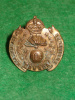 MM275 - 104th Westminster Fusiliers Collar Badge