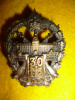 CD12 - 30th Mount St. Louis Cadets Cap Badge