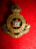 MM92 - 19th St. Catherine's Regiment Officer's Collar Badge