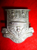 CD15 - Halifax County Academy Cadet Corps Cap Badge