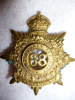 MM202 - 68th (King's County) Cap Badge