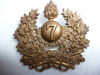 MM50 7th Fusiliers Collar Badge