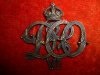 MM43 - 6th Duke of Connaught's Own Rifles Collar Badge